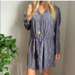 Rebecca Taylor Silk Shirtdress Size 8